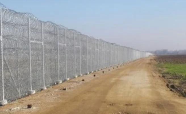 Δεύτερος φράκτης μήκους 65 χιλιομέτρων στα σύνορα του Έβρου