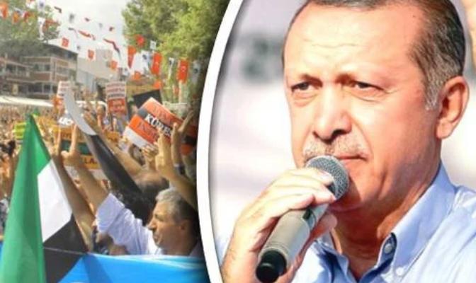 Αίσχος και ντροπή για την Ευρώπη! Καταδικάζει την Αίγυπτο, αλλά όχι τον Ερντογάν