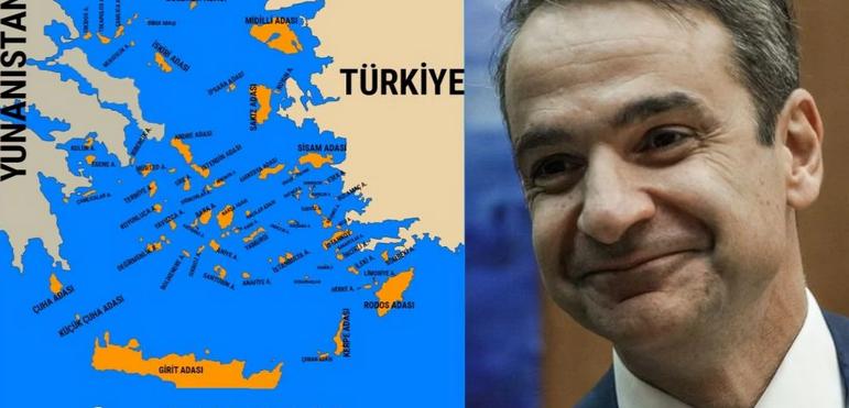 Χωρίς κομψότητα η Τουρκία εξέδωσε NAVTEX με πλήρη δικαιοδοσία στο Καστελόριζο