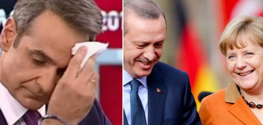 Σταματήστε τον Ερντογάν. Τι δεν καταλαβαίνετε;