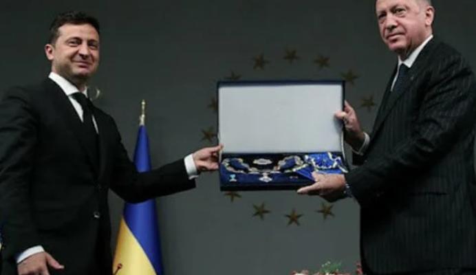 Η Ουκρανία προδίδει την Ελλάδα. Είμαστε εντέλει εθνικοί αυτόχειρες